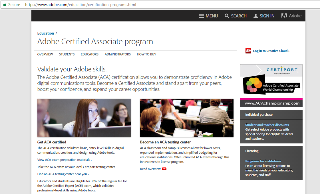 How to Apply Adobe Photoshop Certificate - Graphic Designing ...